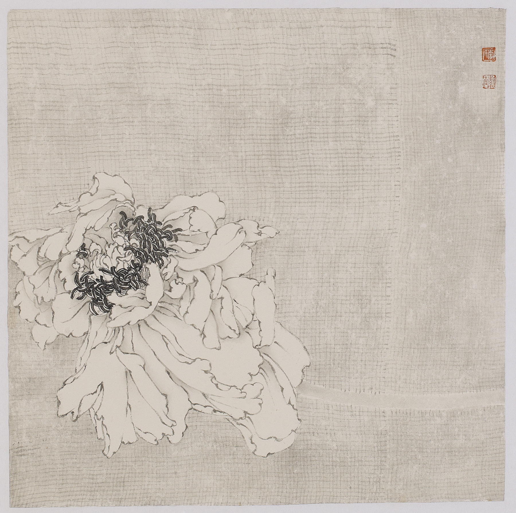 25.《水墨记 》43X43cm,纸本水墨 ,2019年 (1).jpg